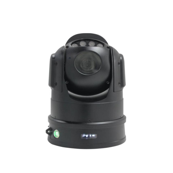 4G Portable PTZ Camera with Built-in Battery