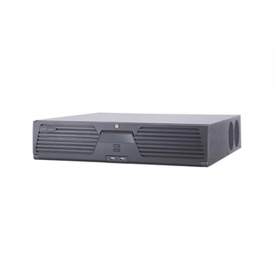 16-ch H.265 4K Network Video Recorder powered by AI deep learning technologies