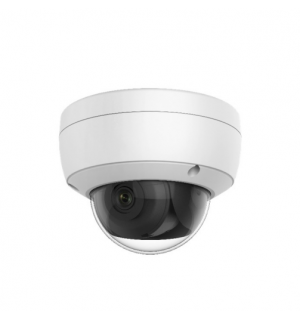 AcuSense 4 MP IR Fixed Dome Network Camera