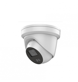 4 MP ColorVu Fixed Turret Network Camera