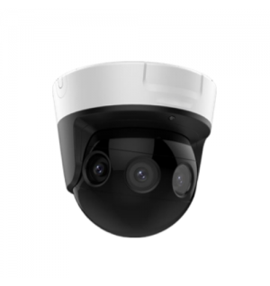 16MP 180°PanoVu Network Camera