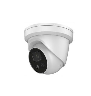 AcuSense 4 MP IR Fixed Turret Network Camera