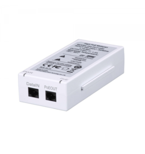 One port High POE 60W POE Injector
