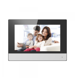 7-inch touch screen station for FSS-FRH7T