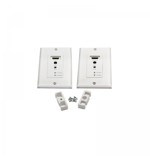 Full HD HDMI Wallplate Extender
