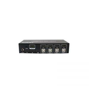 4-PORT 4K HDMI KVM Switch