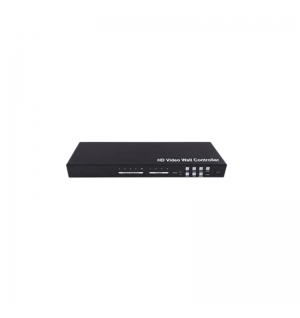 HD Video Wall Controller with Mixed inputs