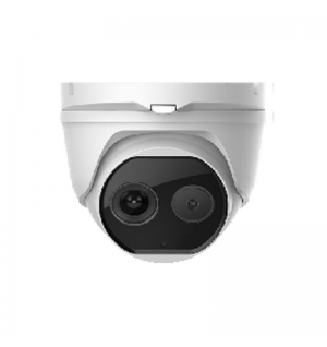 Thermal & Optical Network Turret Camera