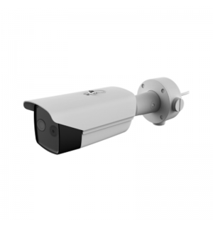 Thermal & Optical Network Bullet Camera