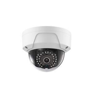 New H.265 2MP Fixed Mini Dome Network Camera