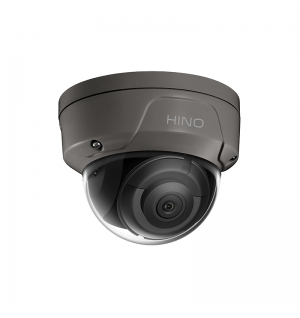 H.265+ 4MP WDR IP mini dome camera(Grey)
