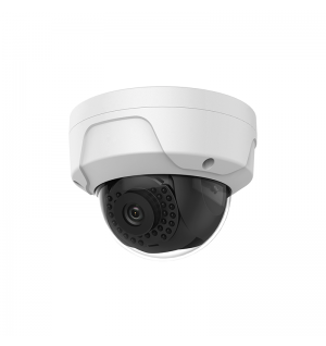 New H.265+ 4MP WDR IP mini dome camera