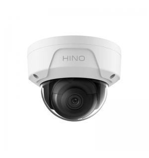 H.265+ 4MP WDR IP mini dome camera