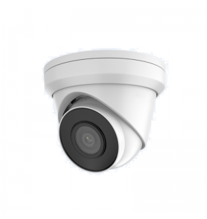 New H.265+ 4MP WDR IP turret dome camera