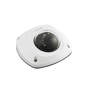 4MP WDR IP wedge dome camera