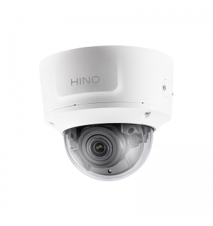 H.265+ 4MP WDR motorized IP dome camera