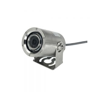 316L stainless steel 2MP Underwater POE IP Camera