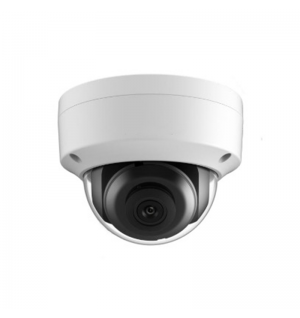 8MP WDR Fixed Dome Network Camera