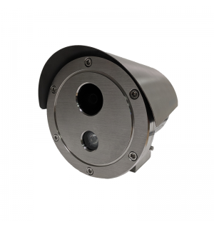 4 MP Explosion-Proof Network Bullet Camera