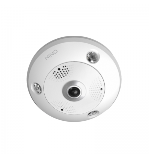 6MP IP fish-eye panoramic camera