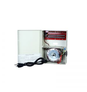 24V 9 PTC OUTPUT CCTV DISTRIBUTED POWER SUPPLY