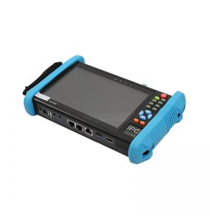 All in one CCTV tester for HD-TVI/HD-CVIAHD/Analog/IP cameras