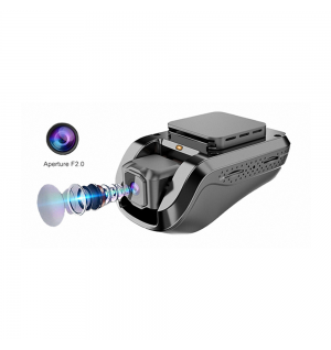 LINO 3G GPS Tracking Dash Camera With Night Vision