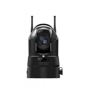 LINO 5G intelligent emergency deploying PTZ camera With Built-In Battery