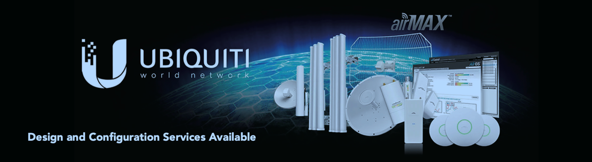 Ubiquiti Wireless device